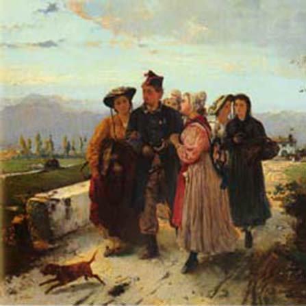 Induno, Girolamo