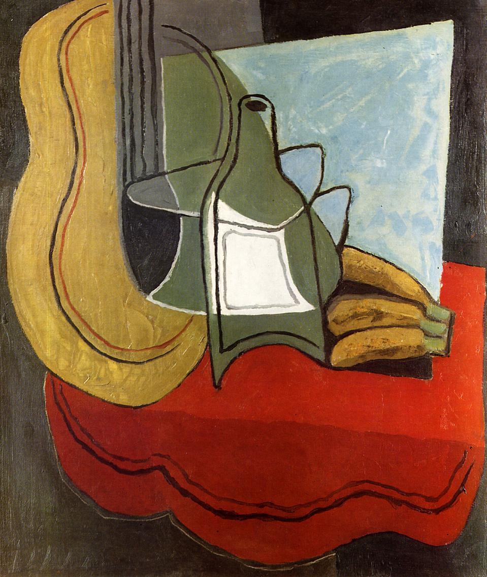 Bananas 1926 | Juan Gris | Oil Painting