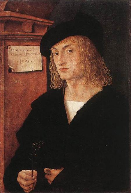 Barbara and Hans Schellenberger 1505 1507 | Hans the elder Burgkmair | Oil Painting