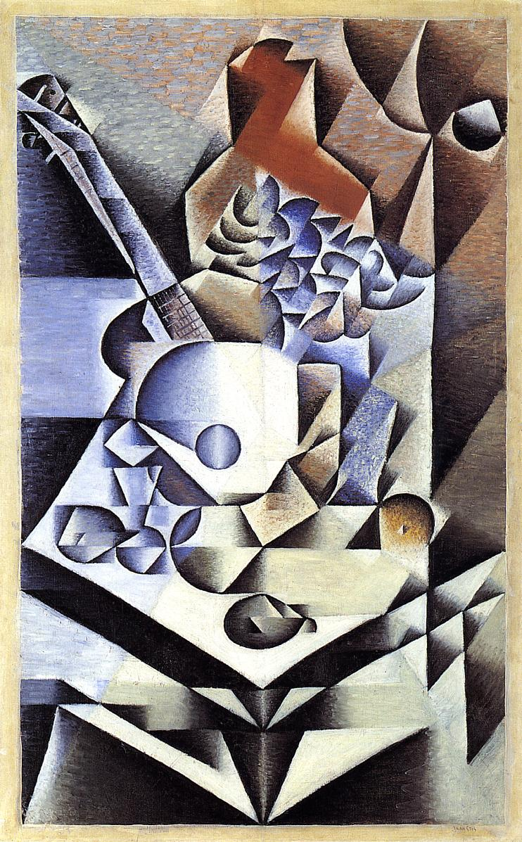 Still Life with Flowers 1912 | Juan Gris | Oil Painting
