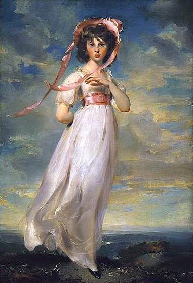 Pinkie   Sir Thomas Lawrence   Oil Painting