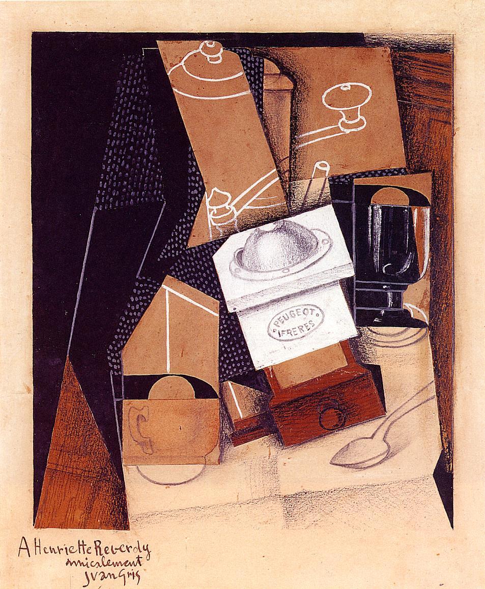 The Cloud 2 1921 | Juan Gris | Oil Painting