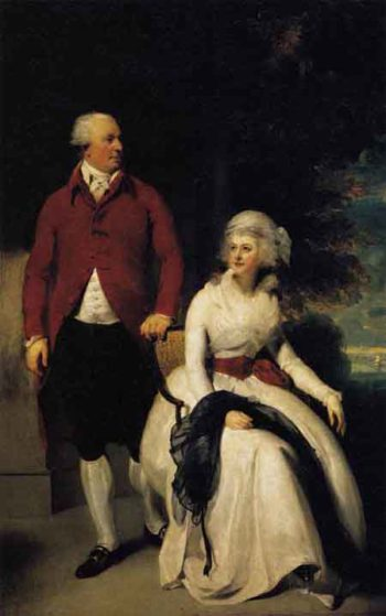 Mr and Mrs John Julius Angerstein 1792 | Sir Thomas Lawrence | Oil Painting
