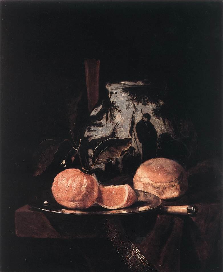 Still Life 1653 | Juriaen Van Streeck | Oil Painting