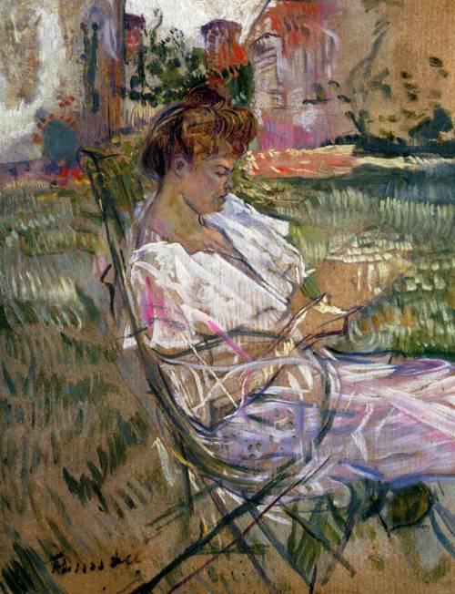 Madame Misian Nathanson 1897 | Henri Toulouse Lautrec | Oil Painting