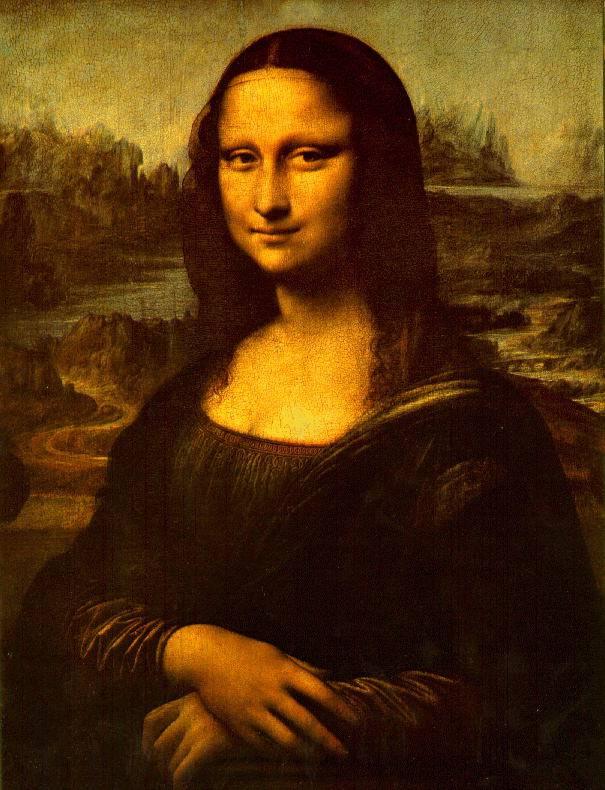 Mona Lisa | Leonardo Da Vinci | Oil Painting