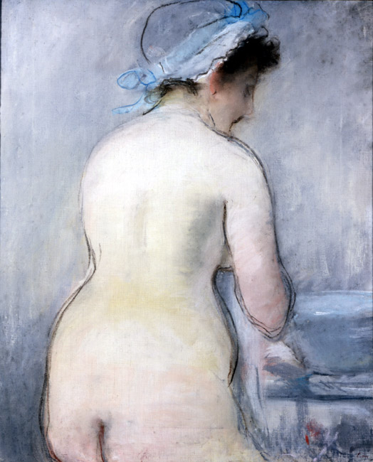 The Dressing Table | Eduard Manet | Oil Painting