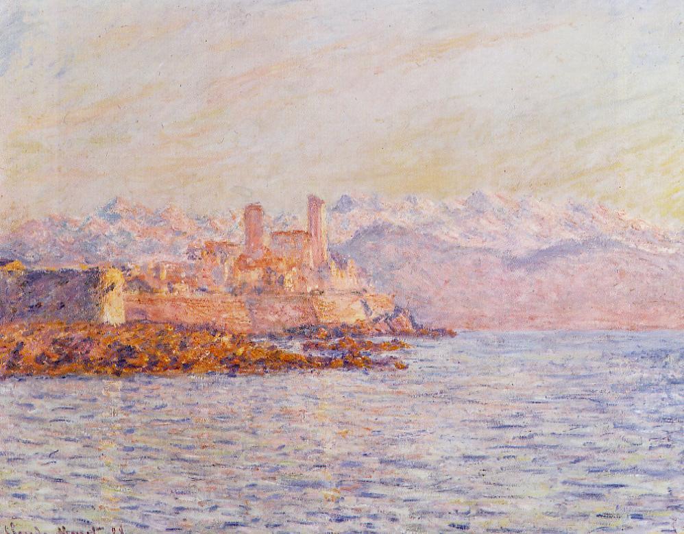 Antibes 1888 | Claude Monet | Oil Painting