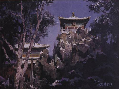 Landscape | Hong Yao | Oil Painting