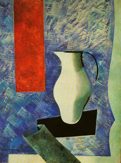 Contemporary Russian 28 | Ocean's Bridge Artist | Oil Painting