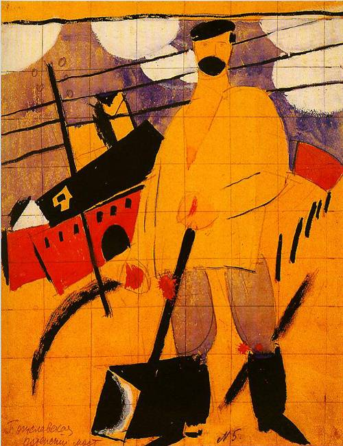 Contemporary Russian 51 | Ocean's Bridge Artist | Oil Painting