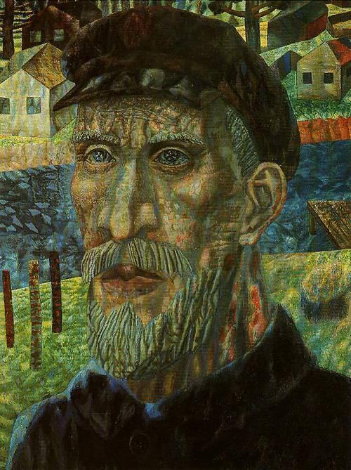 Contemporary Russian 101 | Ocean's Bridge Artist | Oil Painting