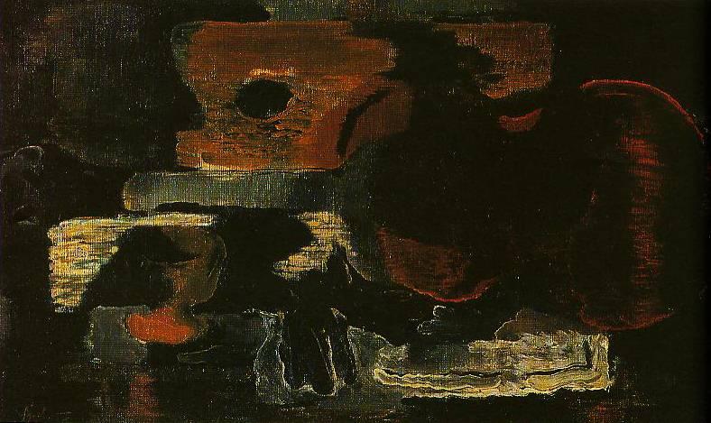 Contemporary Russian 128 | Ocean's Bridge Artist | Oil Painting