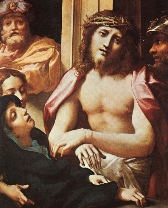 Ecce Homo | Correggio | Oil Painting