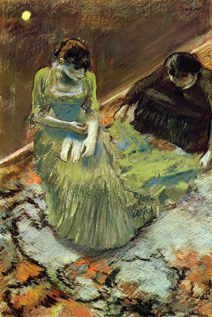 Degas Paintings for Wholesale