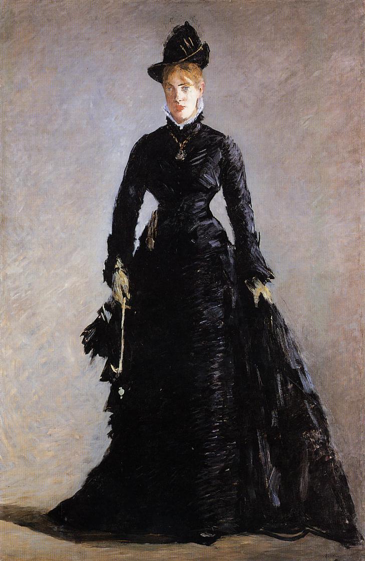 La Parisienne Study of Ellen Andree 1874 | Edouard Manet | Oil Painting