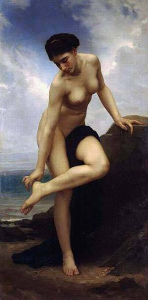 After The Bath | William Bouguereau | Oil Painting