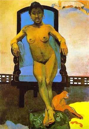 Aita Tamari Vahina Judith Te Parari Annah The Javanese | Paul Gauguin | Oil Painting