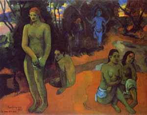Te Pape Nave Delectable Waters | Paul Gauguin | Oil Painting