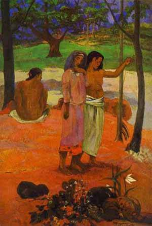 The Call | Paul Gauguin | Oil Painting