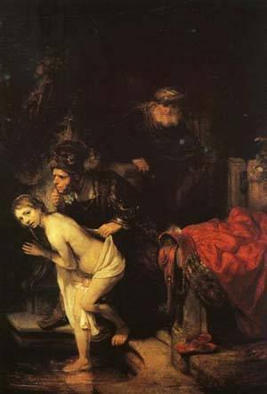 Susanna In The Bath | Rembrandt Van Rijn | Oil Painting