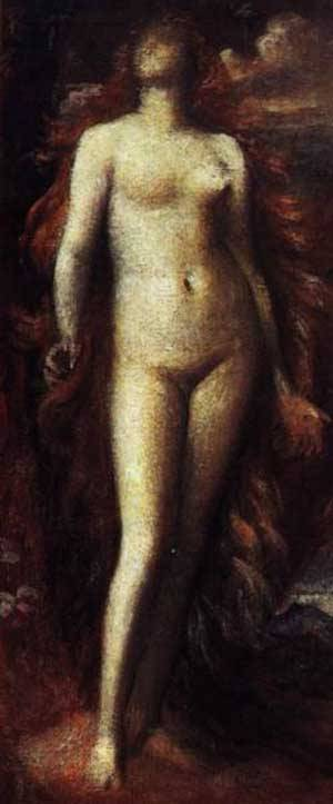 She Shall Be Called Woman   George Frederick Watts   Oil Painting