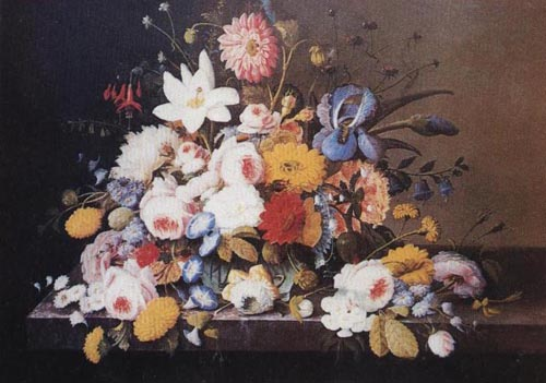 Floral Bouquet 003 | Unspecified | Oil Painting
