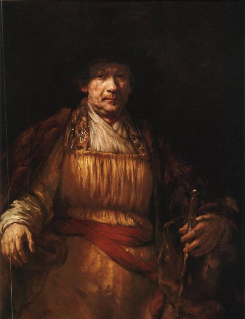 Self Portrait 1658 | Rembrandt Harmensz Van Rijn | Oil Painting