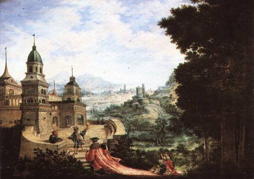Allegory Paupers Come in the Train of Pomp 1531 | Albrecht Altdorfer | Oil Painting