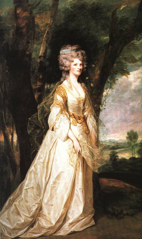 Lady Sunderlin 1786 | Joshua Reynolds | Oil Painting
