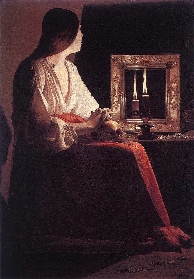 Fortune Teller 1632-35 | Georges De La Tour | Oil Painting