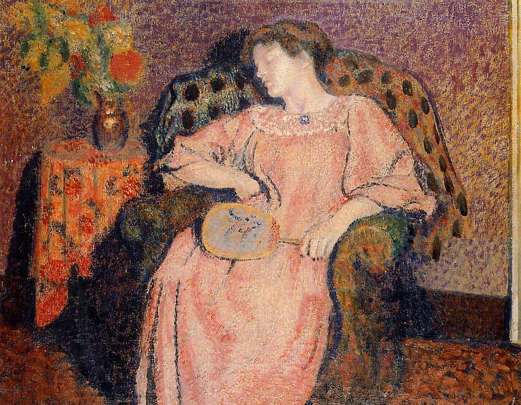 The Nap 1906 | Georges Lemmen | Oil Painting
