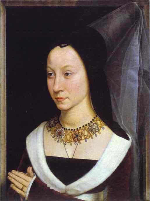 Tommaso Portinari And His Wife Part Of Diptych 2 1470 | Hans Memling | Oil Painting