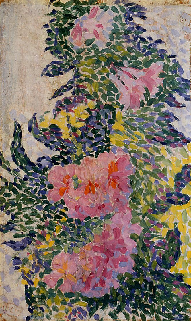 Flowers | Henri Edmond Cross | Oil Painting