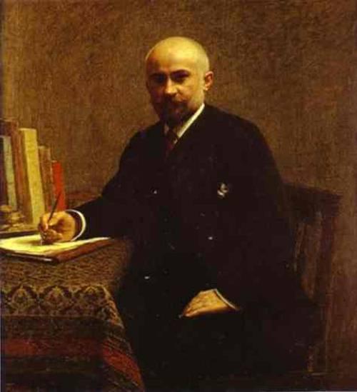 Adolphe Jullien 1887 | Henri Fantin-Latour | Oil Painting