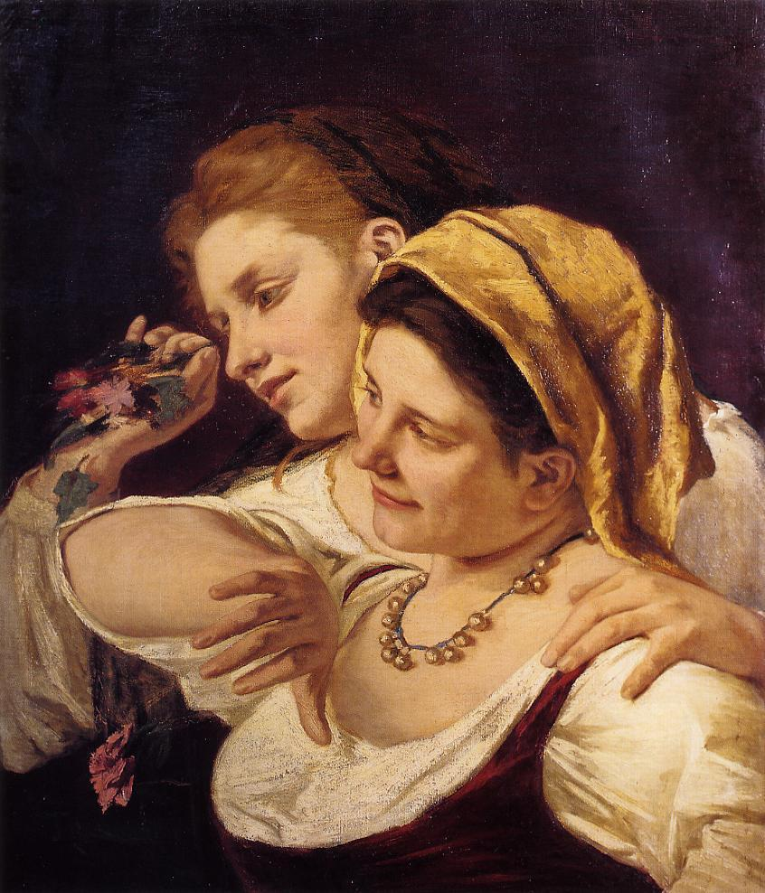 During Carnival 1872 | Mary Cassatt | Oil Painting