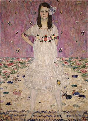 Mada Primavesi 1912   Gustav Klimt   Oil Painting