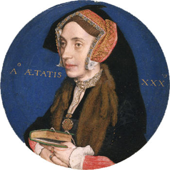 Margaret More  Wife of William Roper | Hans Holbein the Younger | Oil Painting