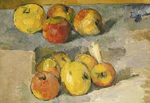 Apples | Paul Cezanne | Oil Painting