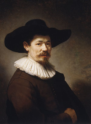 Herman Doomer 1640 | Rembrandt | Oil Painting