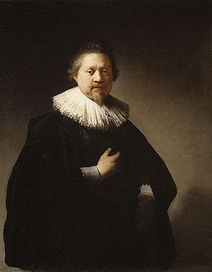 Portrait of a Man 1632 2 | Rembrandt | Oil Painting
