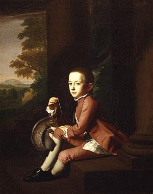 Daniel Crommelin Verplanck 1771 | John Singleton Copley | Oil Painting