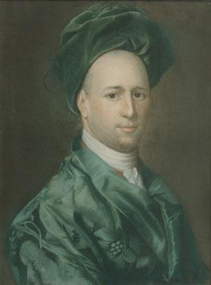Ebenezer Storer 1767 | John Singleton Copley | Oil Painting