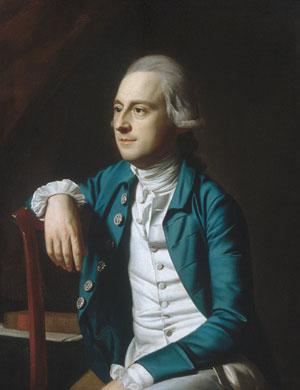 Gulian Verplanck 1771 | John Singleton Copley | Oil Painting