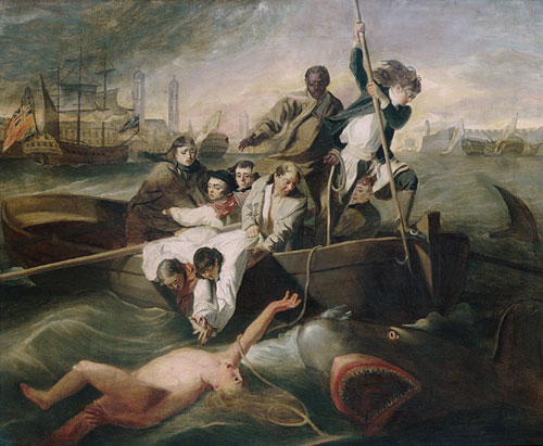 Watson and the Shark 1778 | Unknown artist After John Singleton Copley | Oil Painting