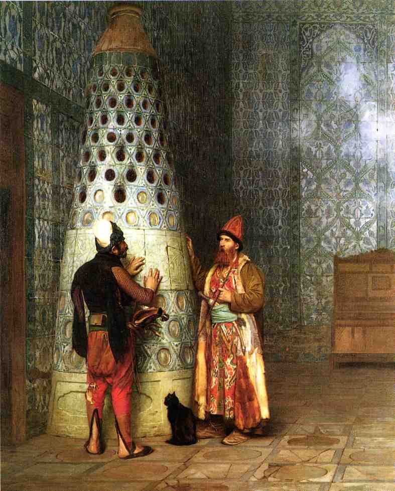 Before the Audience 1881 | Jean Leon Gerome | Oil Painting
