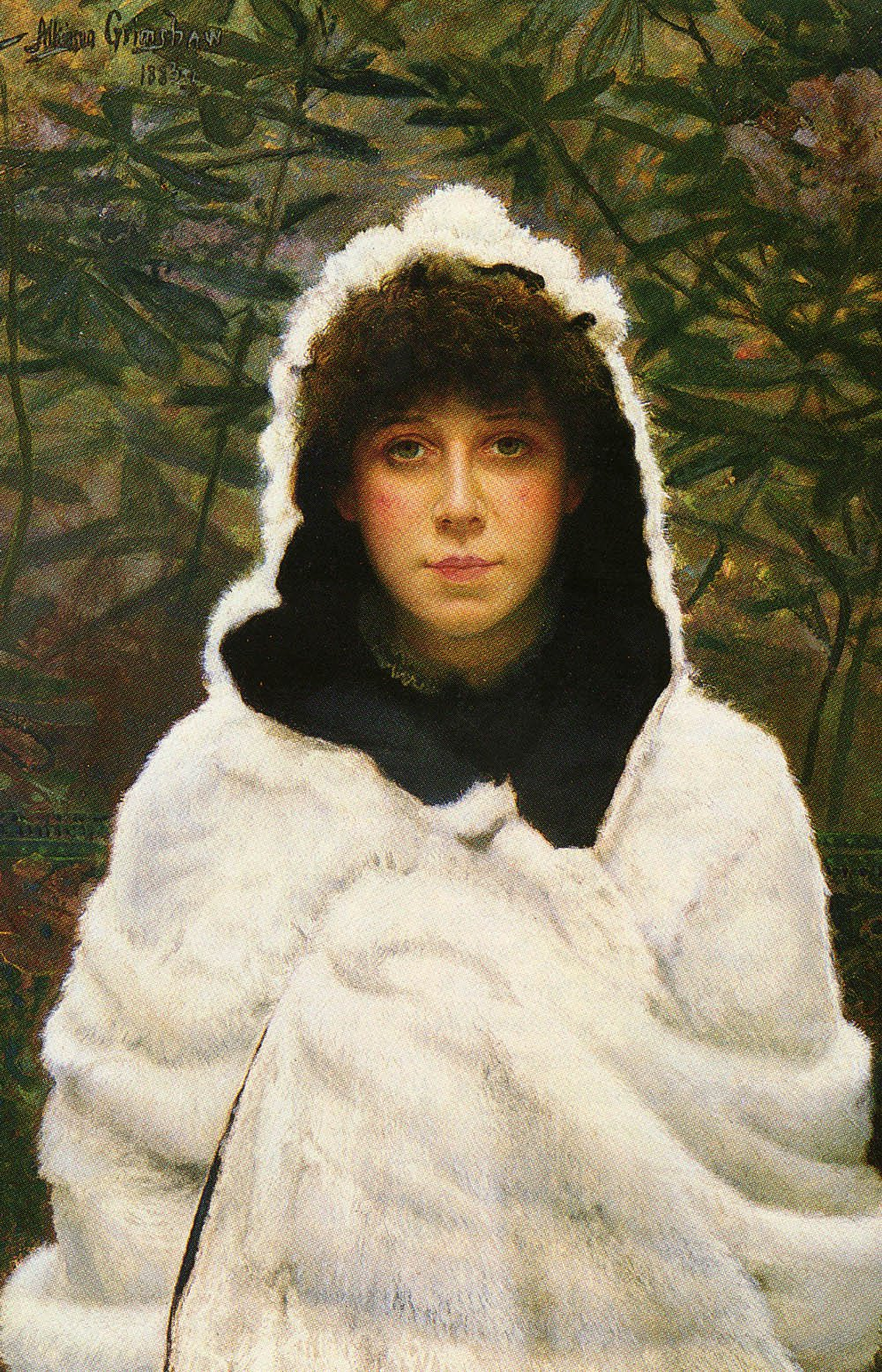 Snowbound   John Atkinson Grimshaw   Oil Painting