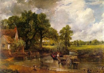 The Hay Wain 1821 | John Constable | Oil Painting