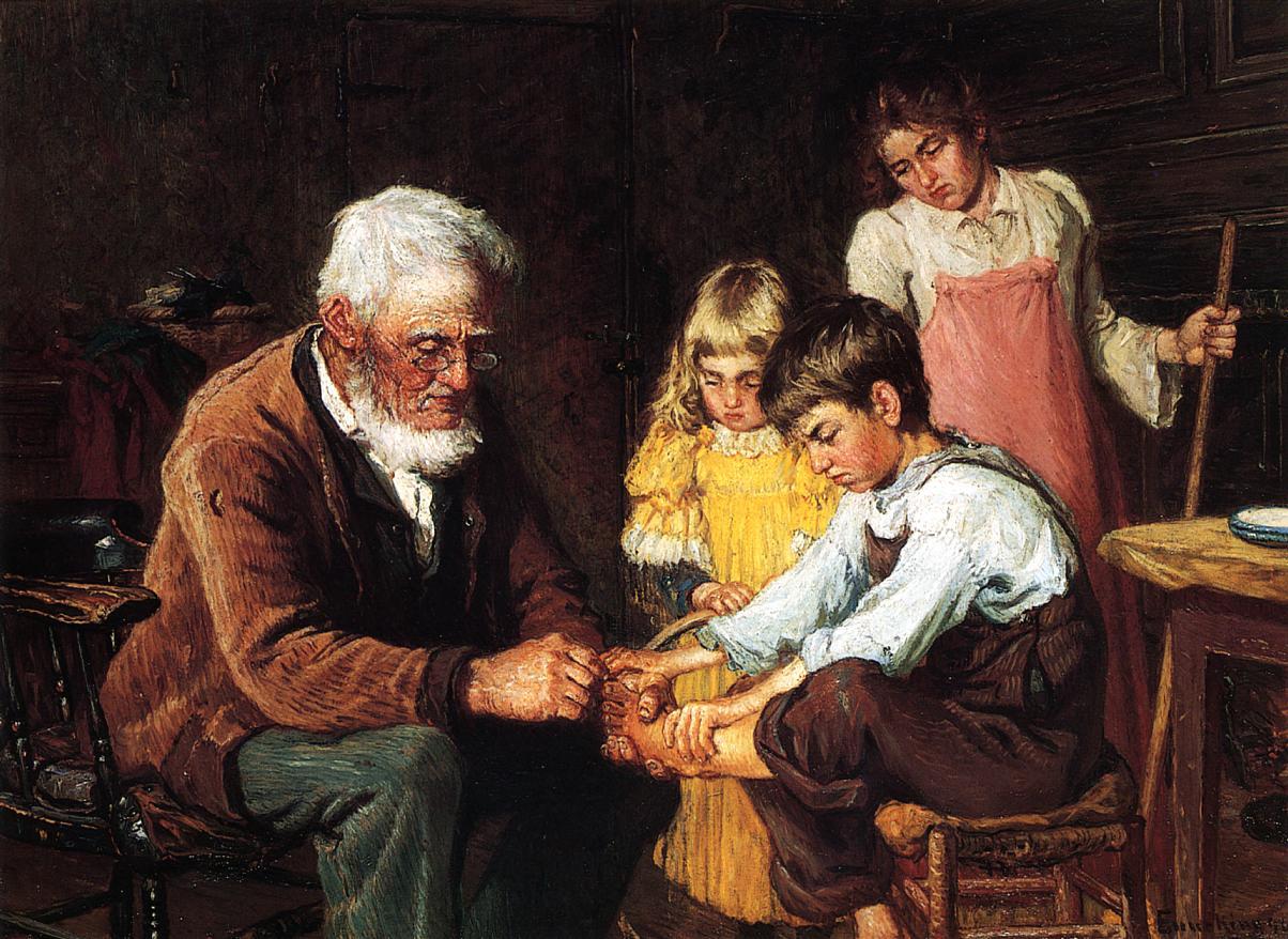 John Joseph Enneking Oil Paintings Amp Art Reproductions For