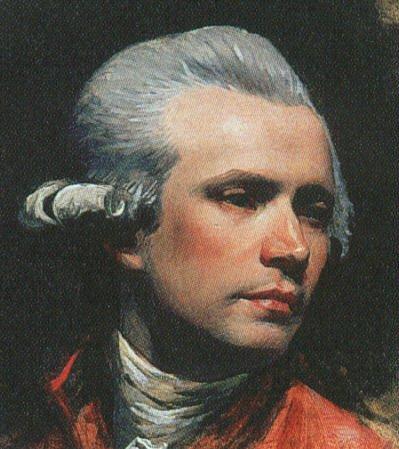 Self Portrait 1784 | John Singleton Copley | Oil Painting